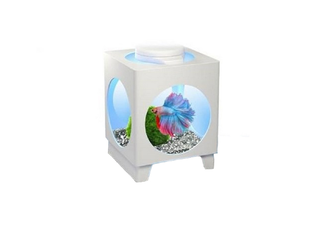 "Аквариум Tetra ""Betta Projector"" белый  1.8 l"