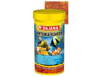 Корм для рыб Dajana Pet Artemia flakes (250 мл)